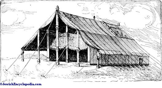 TABERNACLE  sc 1 st  Jewish Encyclopedia & TABERNACLE - JewishEncyclopedia.com