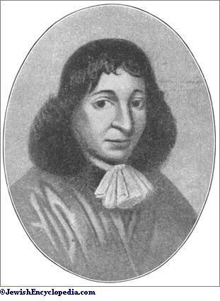 Spinoza Baruch Benedict De Spinoza Jewishencyclopediacom